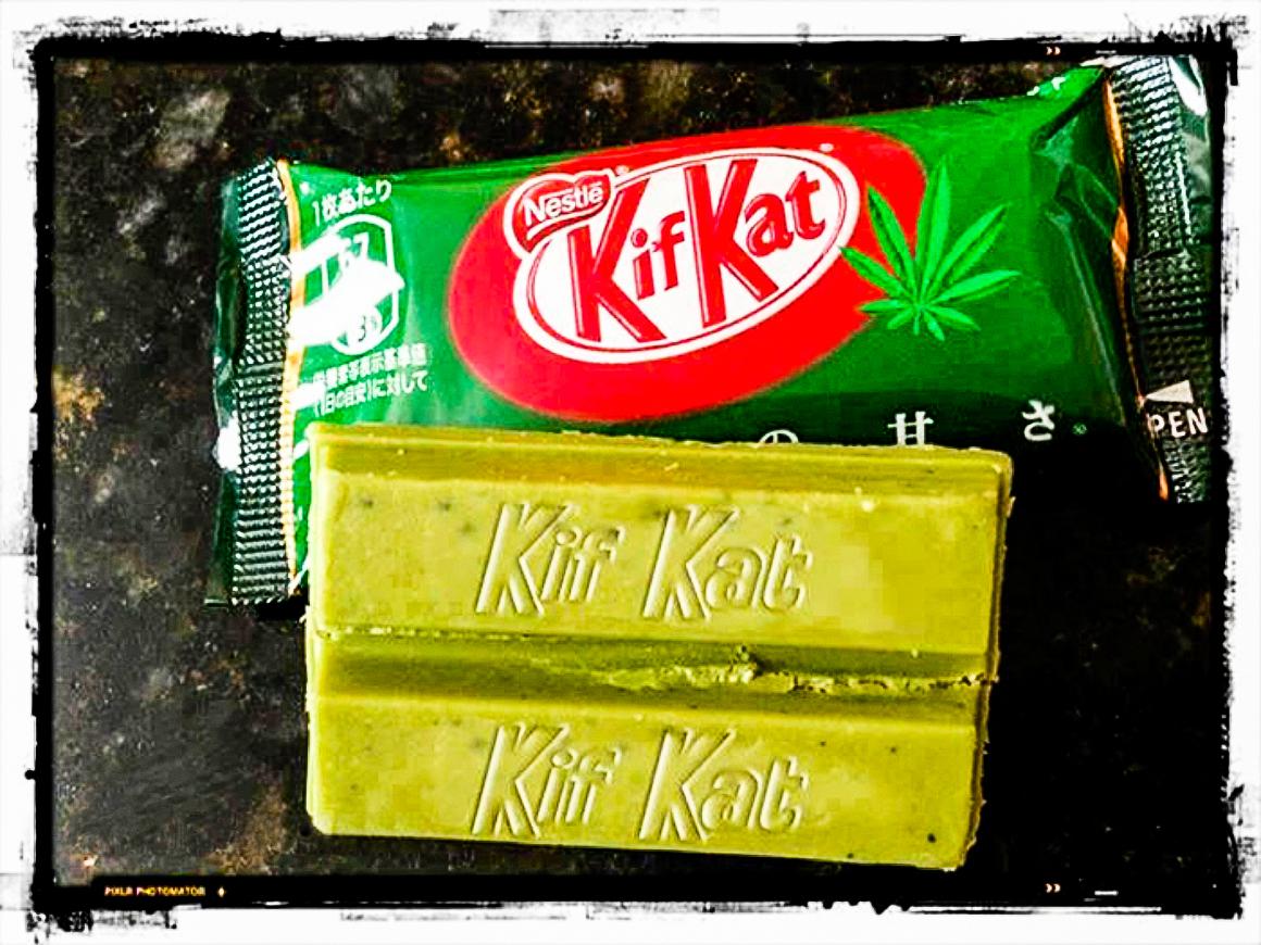 Hersheys pot candy lawsuits Kif Kat