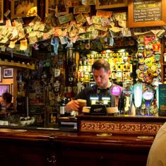 Irish Pub Culture is Dying...