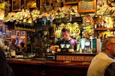 Tig Cóilí Pub, Galway, Ireland