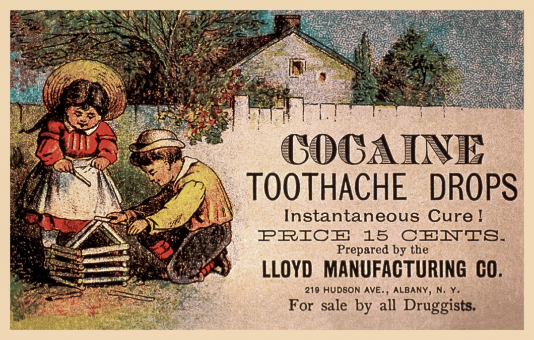 25 THINGS GONE cocaine Kids