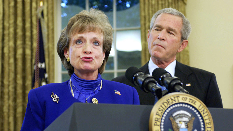 Bush orders Miers not to testify