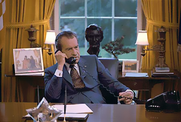 Nixon library loses Watergate whitewash