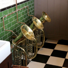 Bizarre Bathrooms Bogs Urinals and Toilets