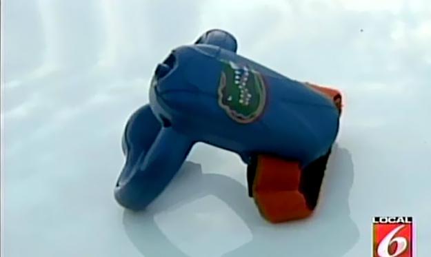 Spider-Man Bracelet Shoots Pepper Spray From Wrist