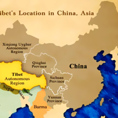 China continues its suffocating stranglehold on Tibet