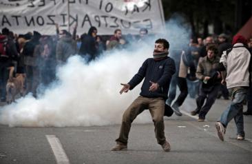 2008 Greek riots – A Pictorial