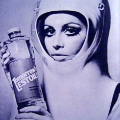 """""""Women of the future will make the moon a cleaner place to live"""""""
