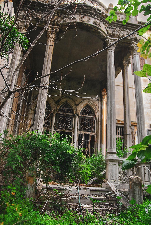 Beirut Mansion 0