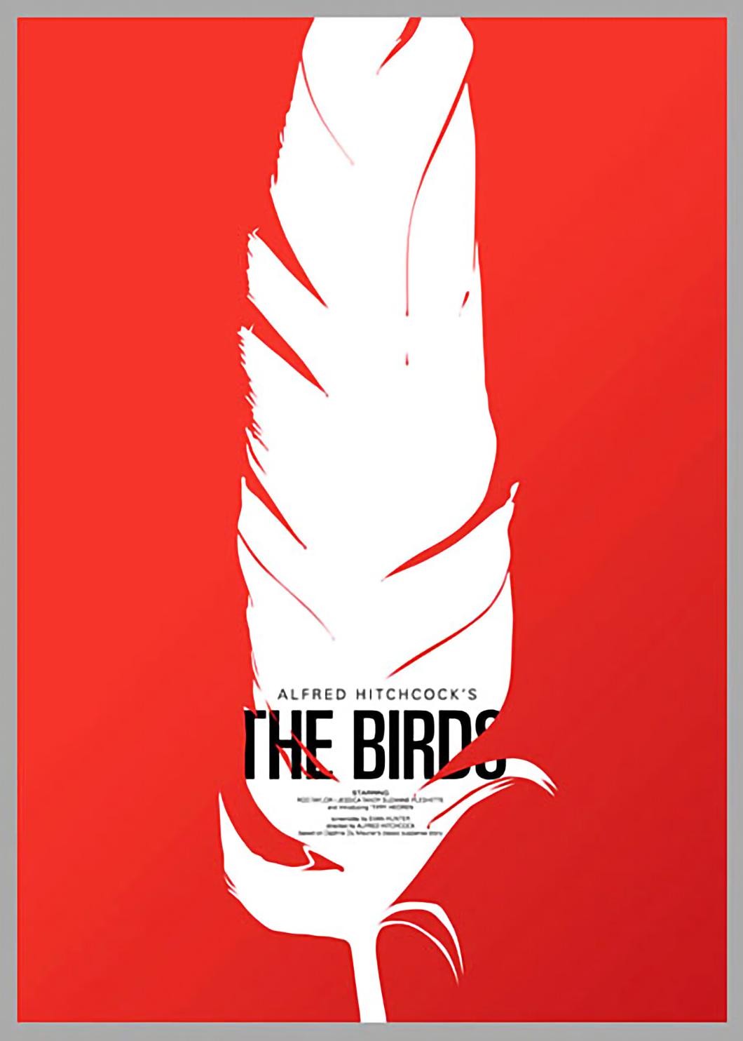 Hitchcock The Birds Series