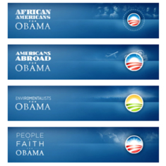 The Quality Print Graphics of the Obama '08 Campaign