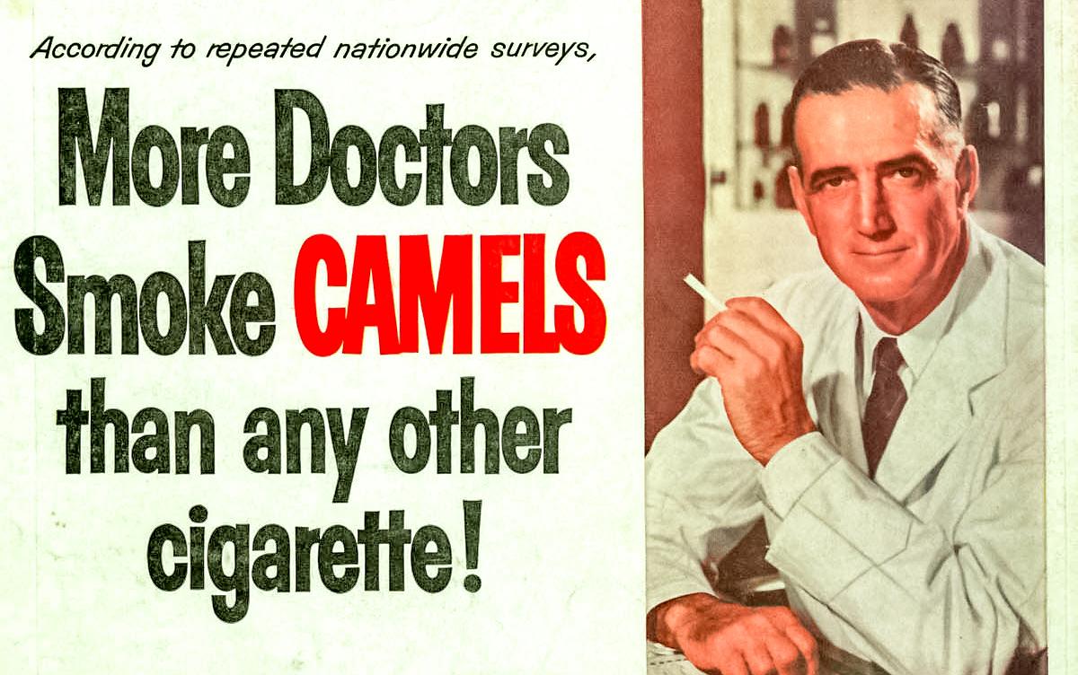 Funny Vintage Ads