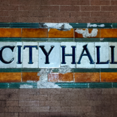 The Defunct NYC City Hall Subway Station