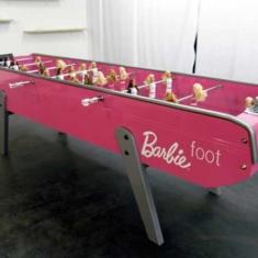 Chloe Ruchon: 'Barbie foot' at DMY Berlin Design Festival 09