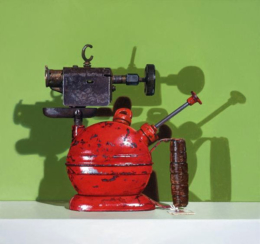 The Still Life Paintings of Michael Beck