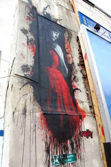 Bristol Street Artist Snik
