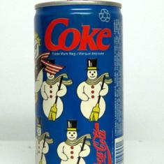 Vintage Coke Can Designs — surprisingly refreshing design
