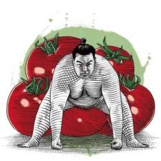 The illustrations of Oleg Medvedev