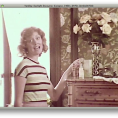 Adviews — digital archive of vintage television commercials