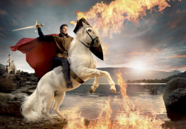 Annie Leibovitz shoots Disney characters