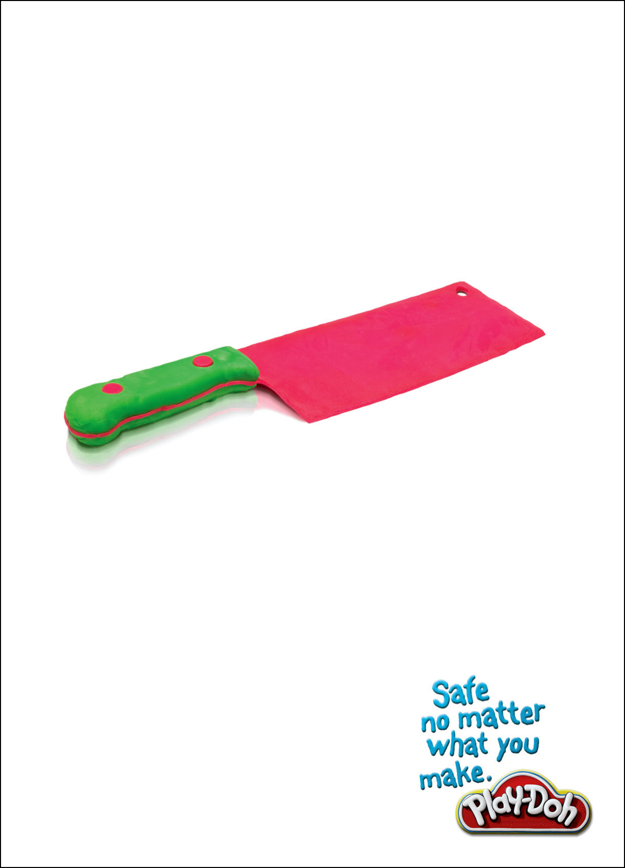 Play-Doh Print Ad Campaign