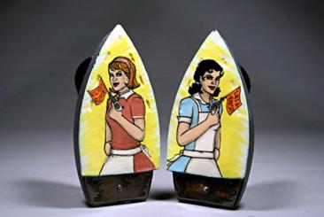 The ceramic art of Shalene Valenzuela