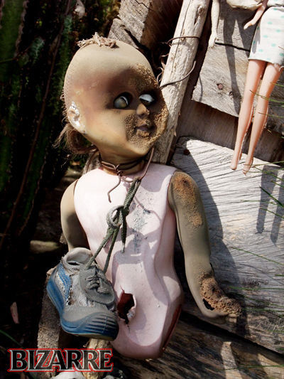 Mexico's Island of the Dolls