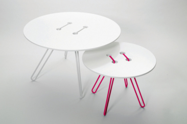 Button Tables