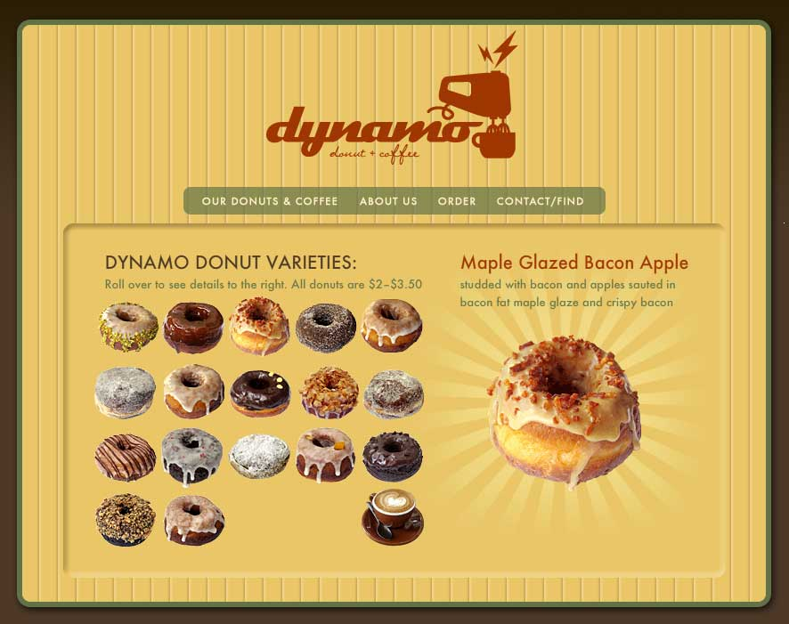 Best Donuts in San Francisco — Dynamo Donuts