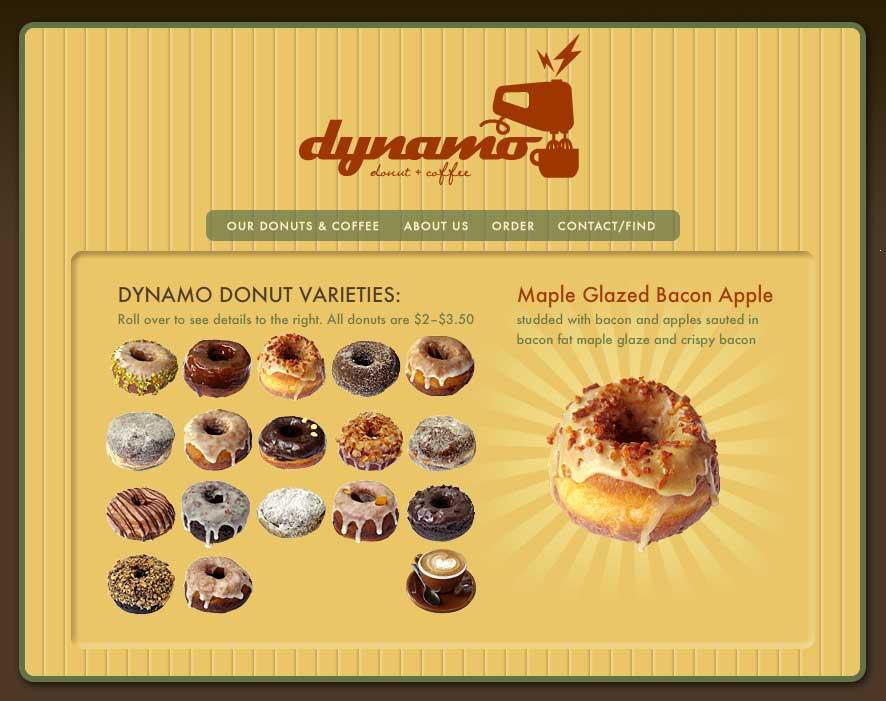 Best Donuts in San Francisco — Dynamo Donuts