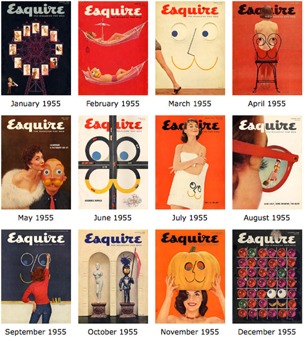 The complete history of Esquire Magazine