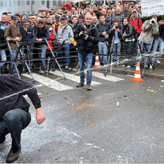 European Farmers' Anger Spills Into the Streets of Brussels