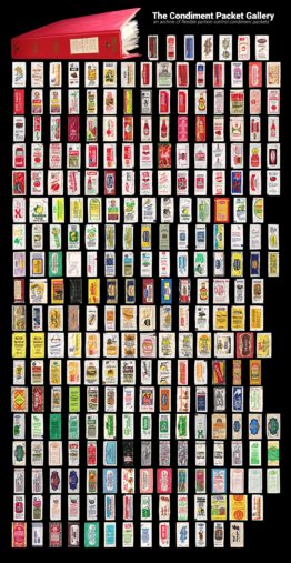 The Condiment Packet Gallery