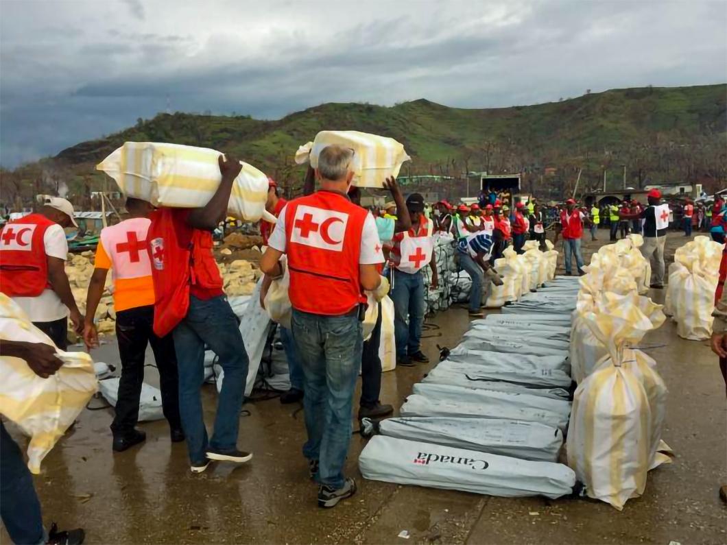 Haitian Red Cross