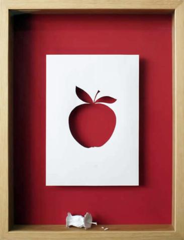 The Papercut artwork of Danish artist Peter Callesen 01