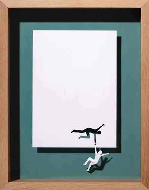 The Papercut artwork of Danish artist Peter Callesen 09