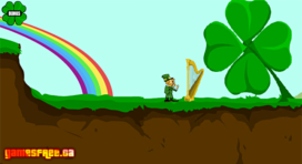 Irish Rage - Flash game for St Paddy