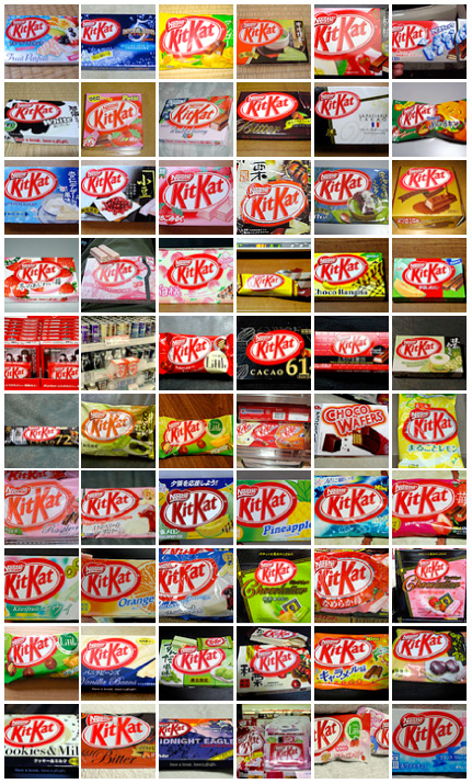 KitKats of the World — A Flickr Set