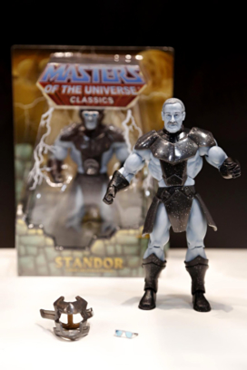 Stan Lee Masters of the Universe Action Figure
