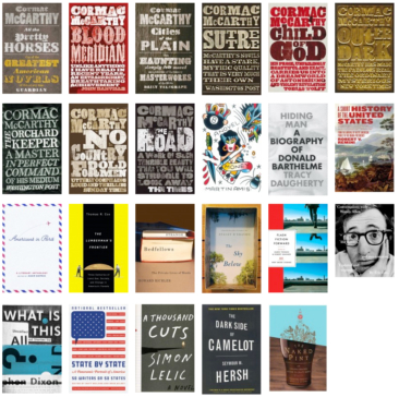 Excellent Book Cover Collection : 'The Book Cover Archive'