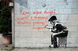 Banksy in NY May 2010