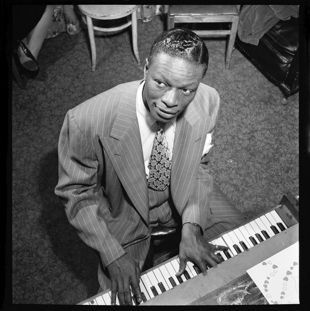 Portrait of Nat King Cole, New York, N.Y., ca. June 1947.