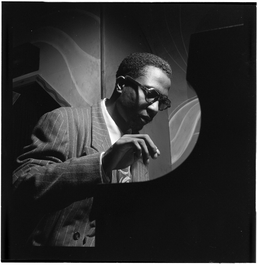 Portrait of Thelonious Monk, Minton's Playhouse, New York, N.Y., ca. Sept. 1947