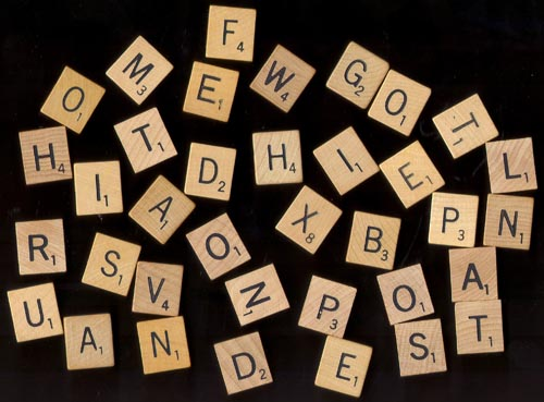 'Gheegle' and other words that don't exist in the English language