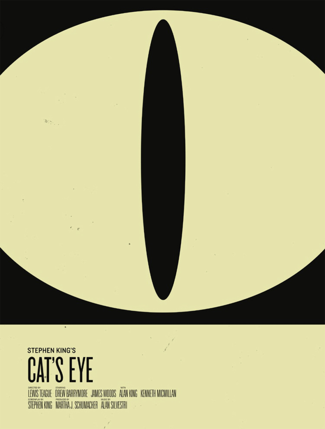Stephen King Posters Cats Eye