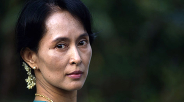 Burma's Aung San Suu Kyi 'To Be Released' — (I'm not holding my breath).
