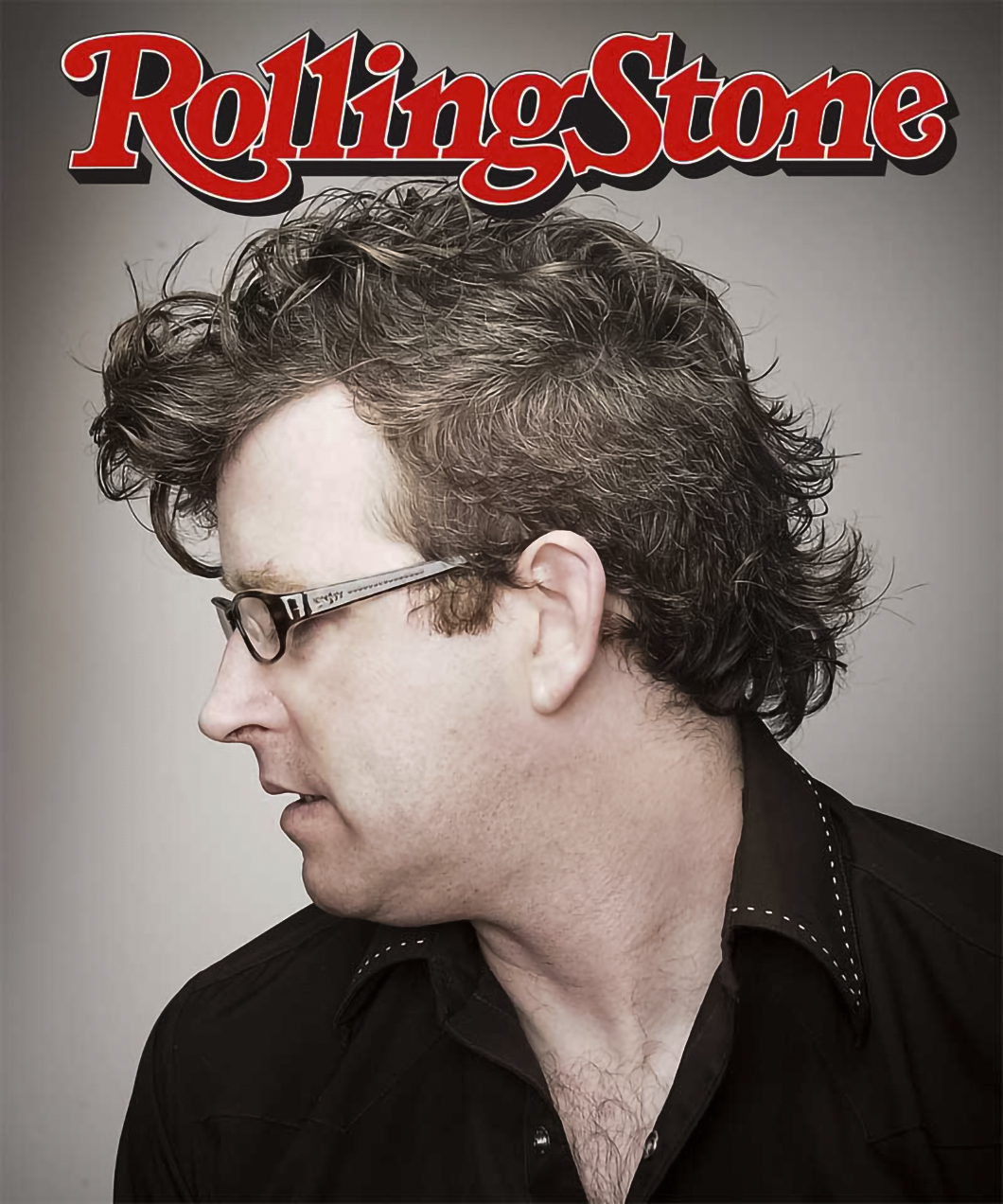 Michael Brady Rolling Stone Cover