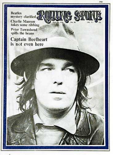 Captain Beefheart RIP (1941-2010)