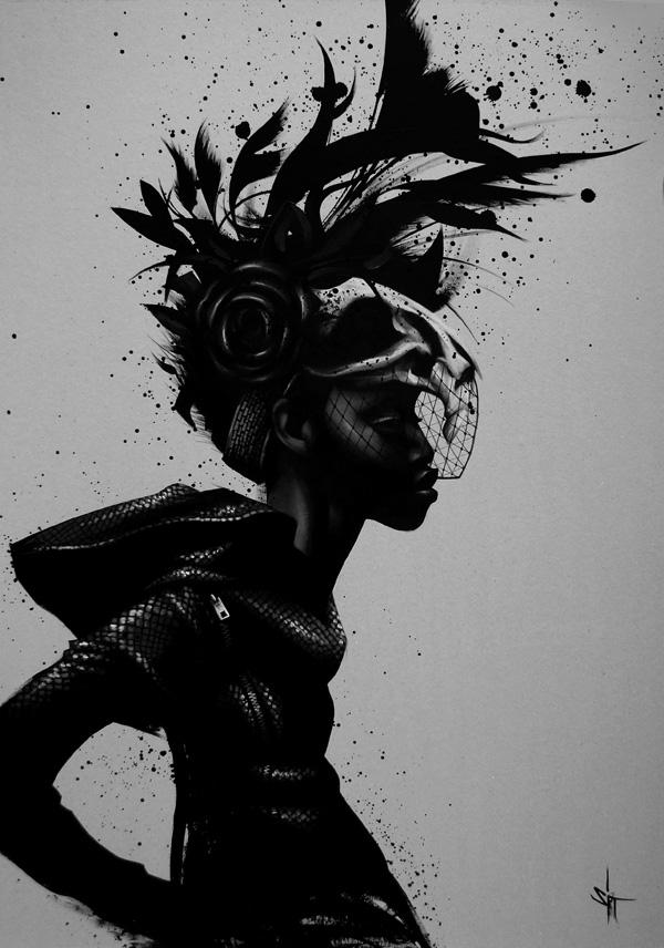 Noir by Sitnie