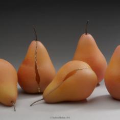 Zippered Fruits by Stephanie Chubbuck