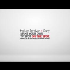 Make your own Pharma TV Spot